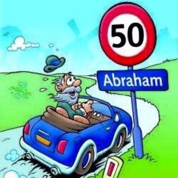 Verjaardag Abraham