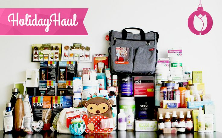 Win Your Holiday Haul