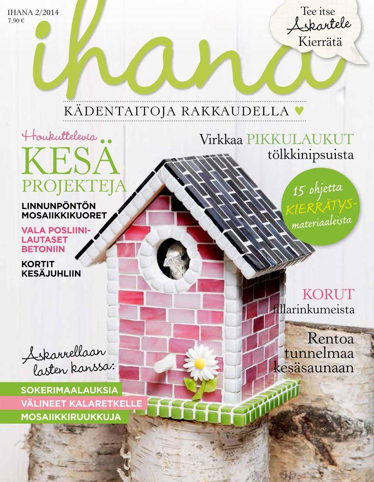 Ihana-lehti Kesä 2014/2