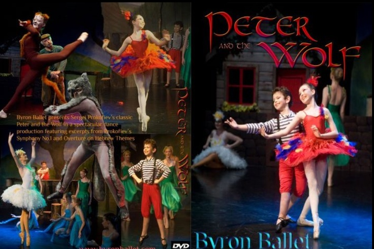 Peter and the Wolf. Oct 2011 DVD