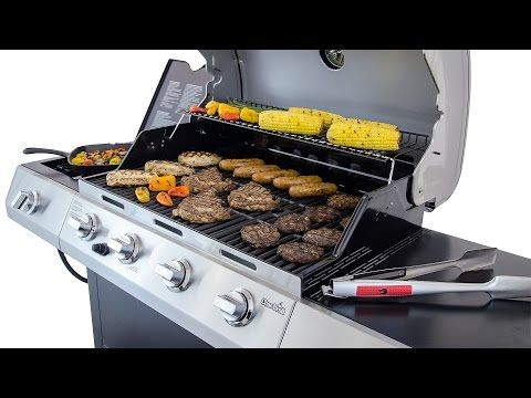 10 Best Gas Grills To Buy In April 2017 - (UPDATED 1 Hour Ago)