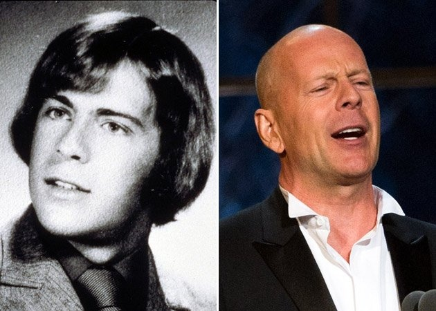 Bruce Willis - Pictures Of Movie Stars Before They Were Famous