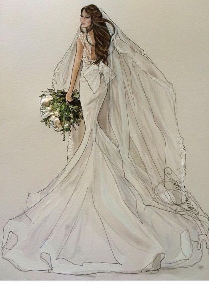 pin de isabel cecilla en vestidos de novia en 2019 | pinterest