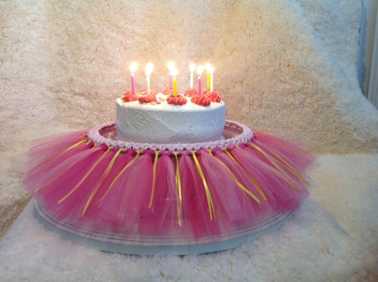 17 Best Images About Cake Stand Tutu S On Pinterest Tutu