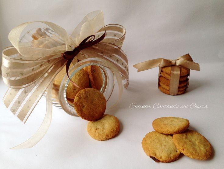 biscotti ai cereali e frutti rossi