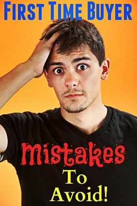 7 Mistakes First Time Home Buyers Make That Should Be Avoided: http://massrealestatenews.com/7-mistakes-first-time-home-buyers-make/  #realestate