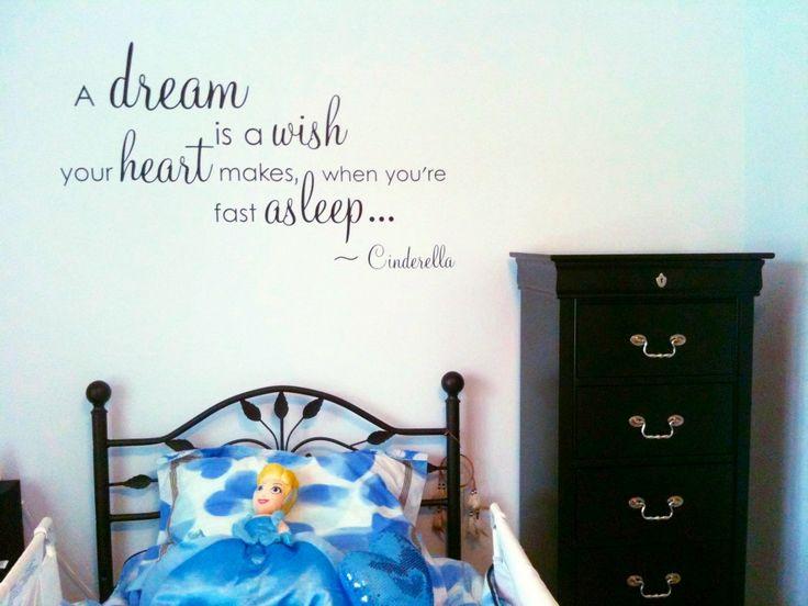 9 best Cinderella Bedroom images on Pinterest | Princess room ...