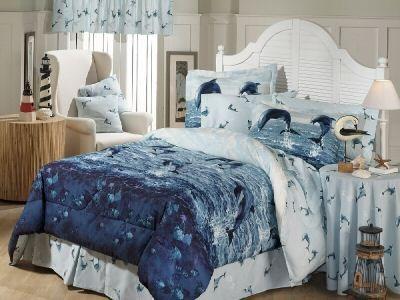 Perfect Dolphin Bedroom Decor