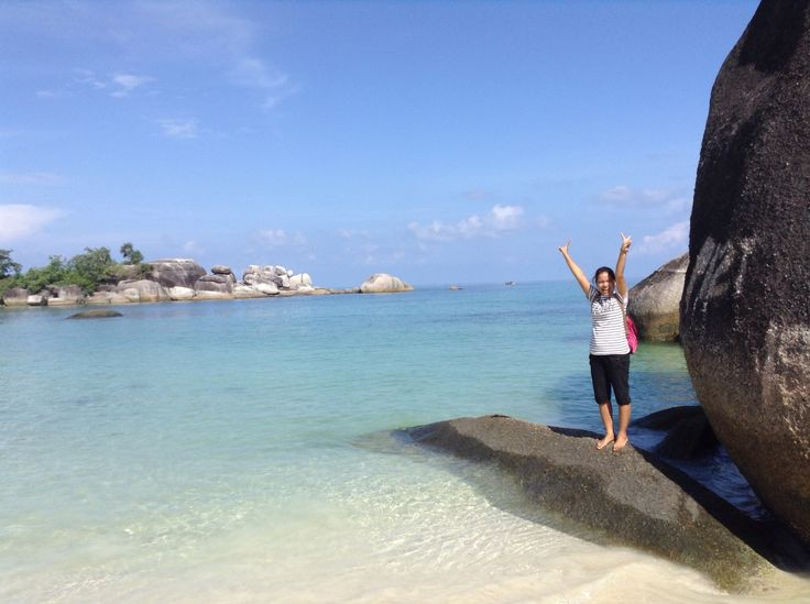 Superb Belitung, Tanjung Tinggi beach