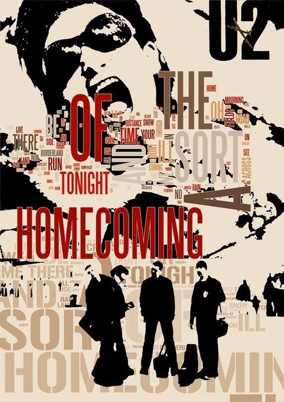 U2 affiche
