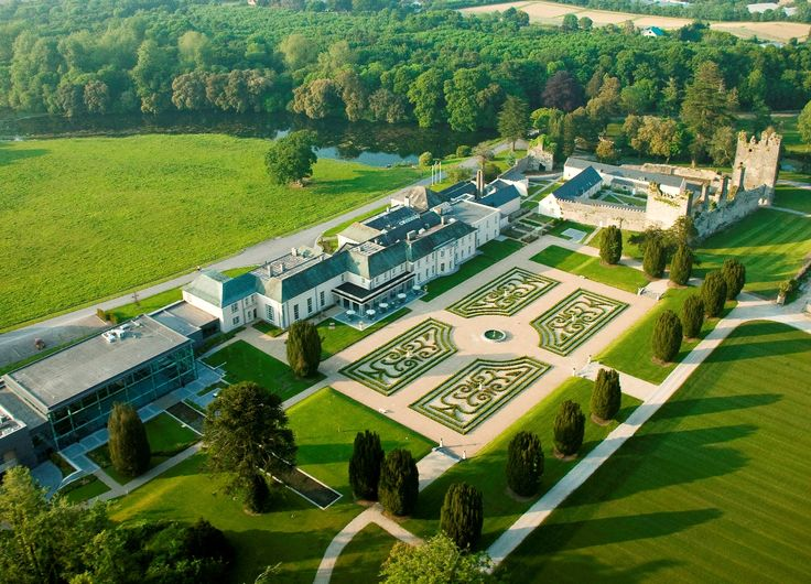 Castlemartyr's Latest Allure: Pampering Parties at The Spa -  we didn't even need another reason, but now we're definitely going!!
