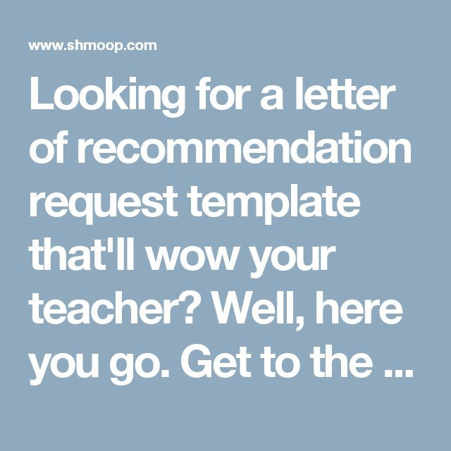 The 25+ Best College Recommendation Letter Ideas On Pinterest