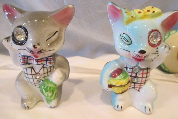 US $16.99 Used in Collectibles, Decorative Collectibles, Salt & Pepper Shakers