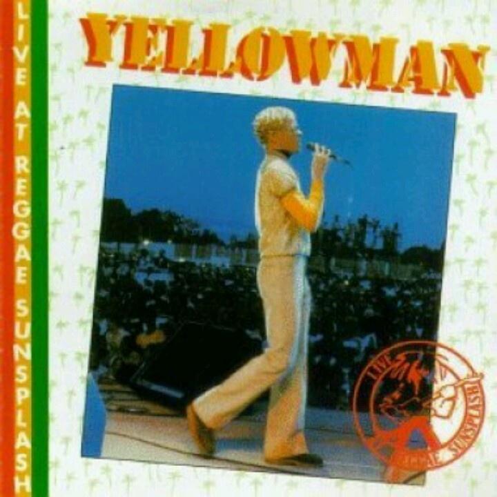 Yellowman Yellow Man Bam Bam