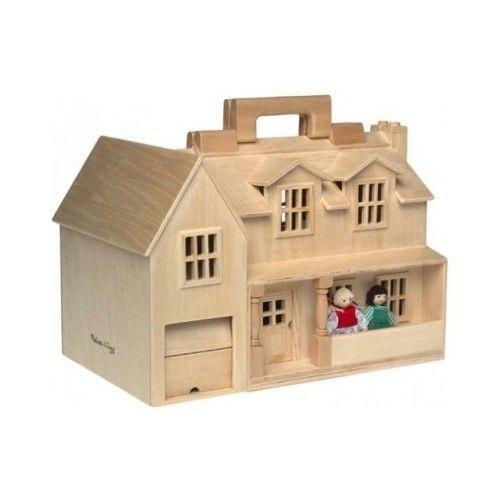 Fold-Go-Dollhouse-Wood-Furniture-Current-3Yrs-Up-Boys-Girls-Melissa-Doug-Toy