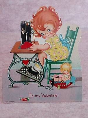sewing valentineSewing Room, Gotta Sewing, Sewing Baby, Quilt Design, Crafts Room, Vintage Sewing, Sewing Signs, Sewing Machine, Room Art