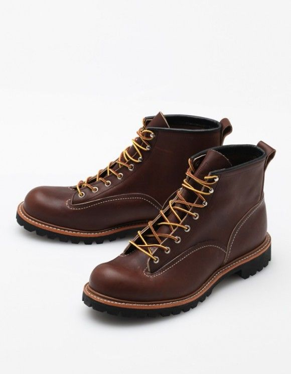Strong boots perfect for the winter, Red Wing Lineman boot