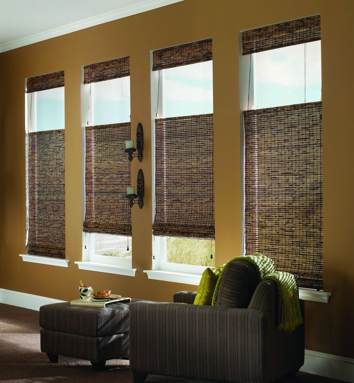 9 best images about sunroom window treatments on pinterest for Best shades for windows