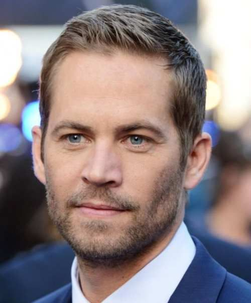 Paul Walker Haarschnitt Frisuren Madame Frisur Hairstyle