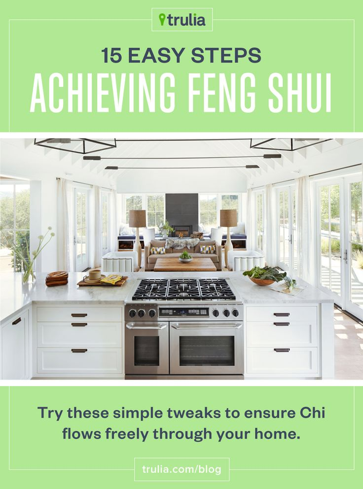 15 Easy Feng Shui Hacks