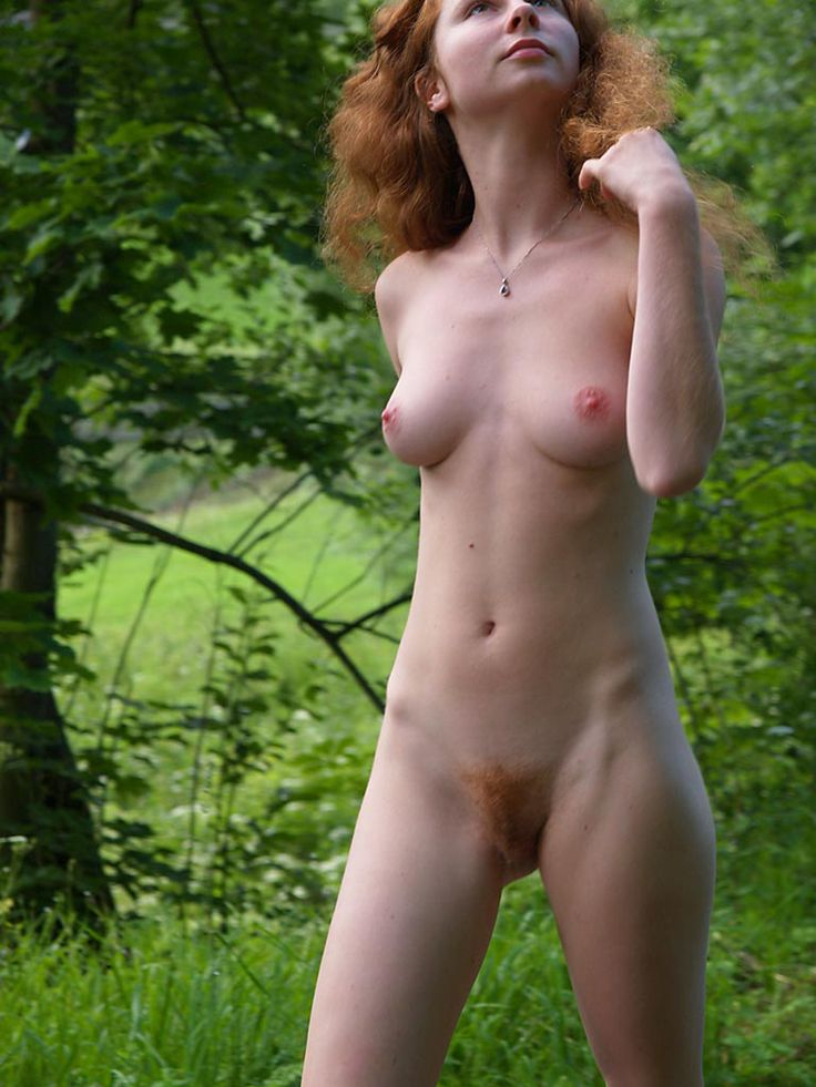 Real redhead isabel hairy pussy love salsa outdoors 1 - 2 5