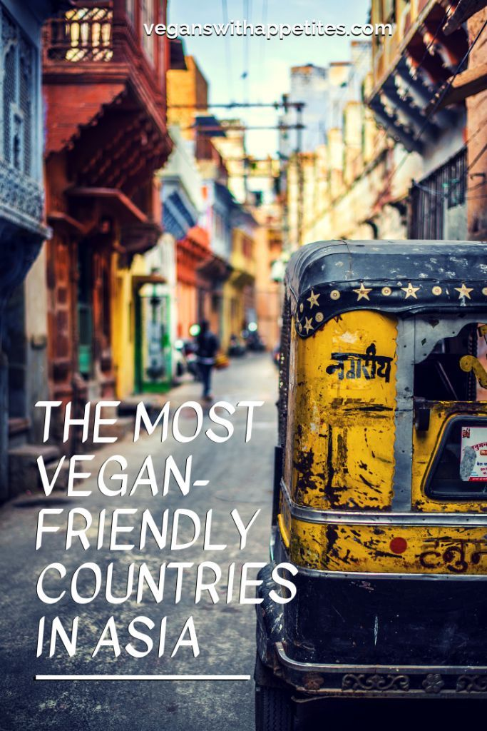 The Most Vegan Friendly Countries In Asia Travel Insurance