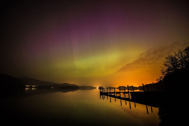 Major solar storm hits Earth, may pull northern lights south  WASHINGTON (AP) — A severe solar storm smacked Earth with a surprisingly big geomagnetic jolt Tuesday, potentially affecting power grids and GPS tracking while pushing the colorful northern lights farther south, federal forecasters said.  Two blasts of magnetic plasma left the sun on Sunday, combined and arrived on Earth about 15 hours earlier and much stronger than expected, said Thomas Berger, director of the Space Weather…