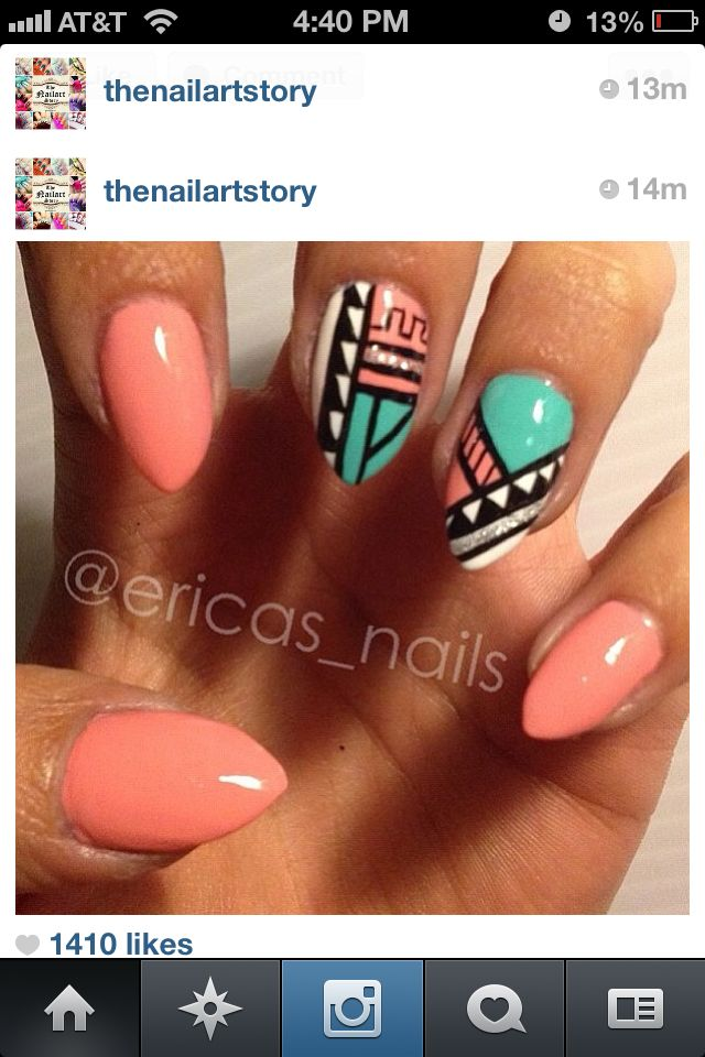 26 best Nails images on Pinterest | Rihanna nails, Manicures and ...