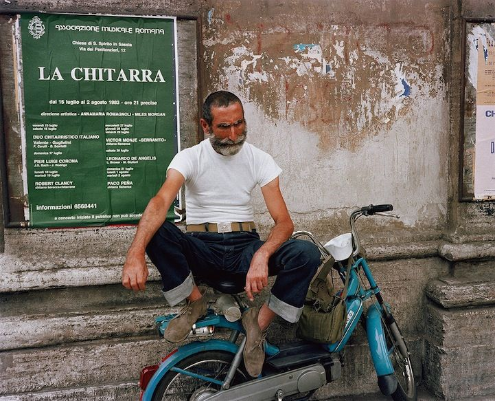 Beautifully Candid Moments in Italy Throughout the 1980's - My Modern Metropolis
