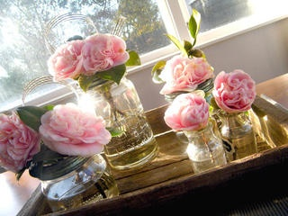 Agee jars for vases
