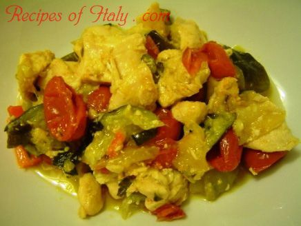 Country-Style Chicken (Pollo alla Contadina) | Chella's Common Cents