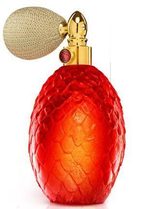Fire and Blood Game of Thrones perfume - a new fragrance for women 2012