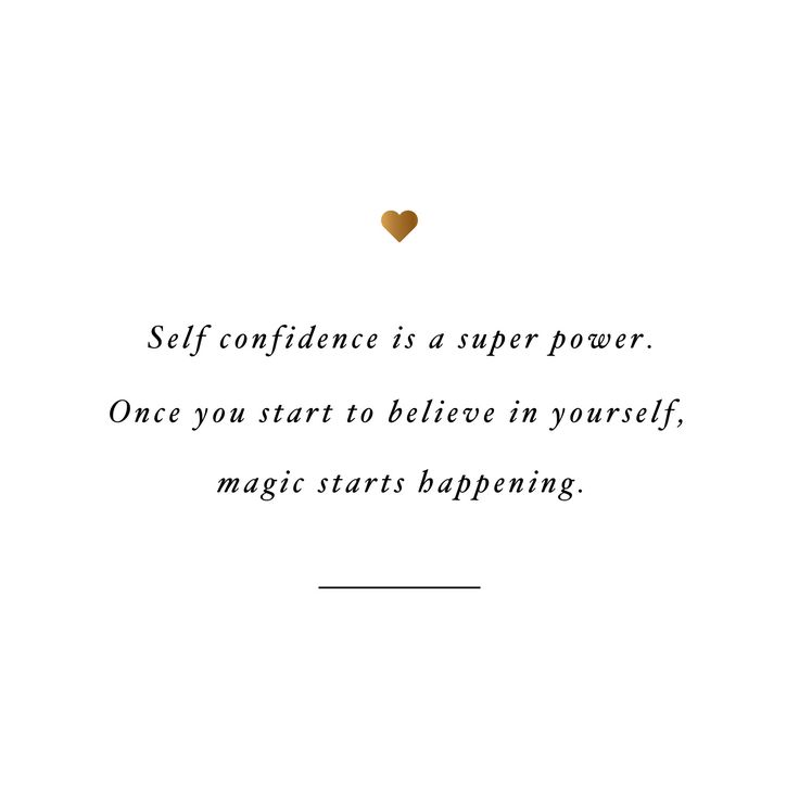 self confidence is a super power http://www.spotebi.com/workout-motivation/self-confidence-is-a-super-power-exercise-and-training-motivation/