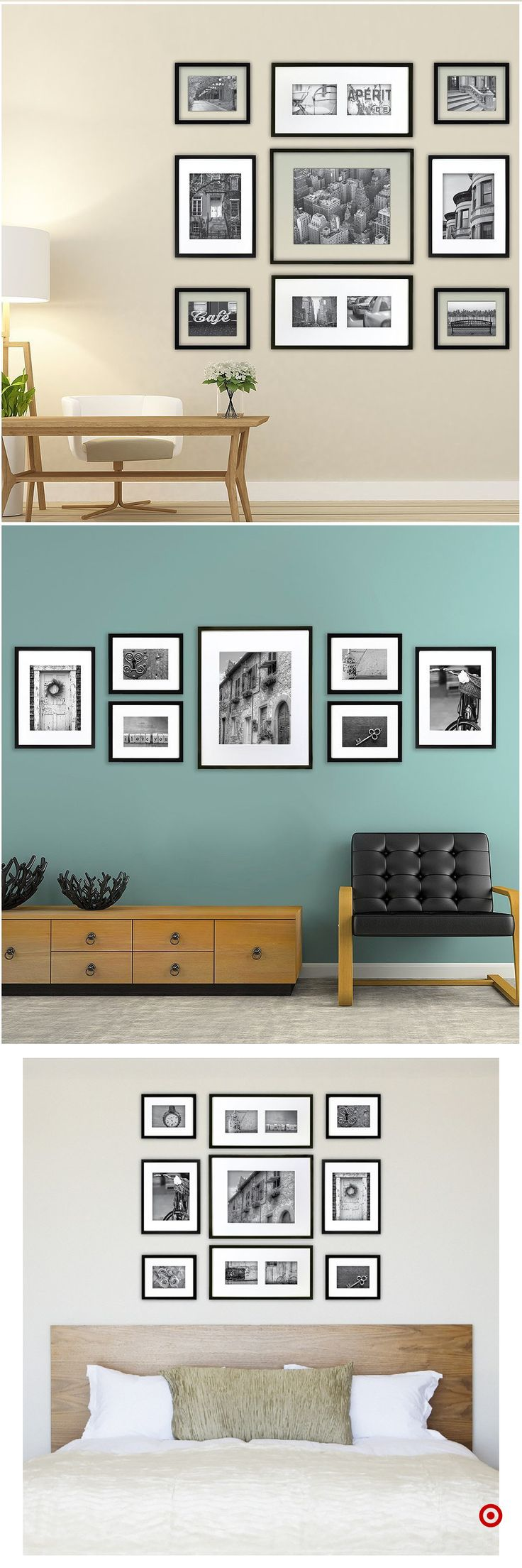 Best 25 gallery wall frame set ideas on pinterest gallery frame best 25 gallery wall frame set ideas on pinterest gallery frame set picture frame sets and gallery wall layout jeuxipadfo Image collections