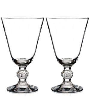 Waterford Town & Country Collection 2-Pc. Ashton Lane Wine Glasses