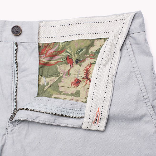 Tommy Hilfiger Brooklyn Shorts - quarry - Tommy Hilfiger Shorts - detail image 3