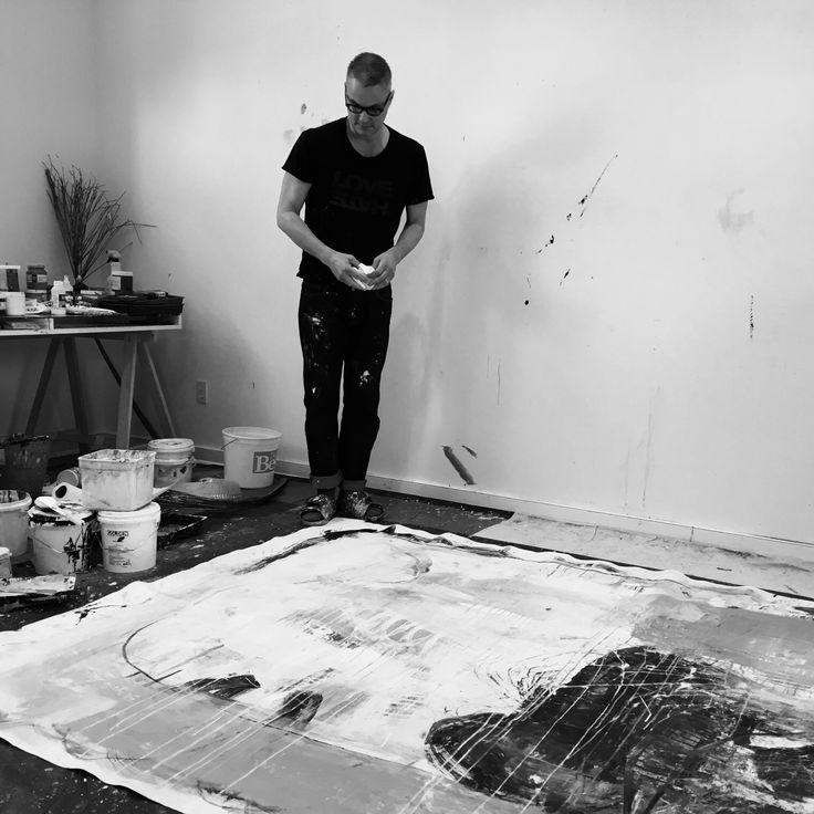 William Cokeley- Studio, Houston TX. March 22, 2016