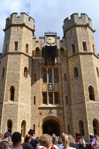 The Crown Jewels, Summer 2013, The Jewel House, Waterloo Block, The Tower of London, London, United Kingdom.