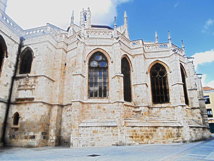 Abside de la Catedral de San Antolin.