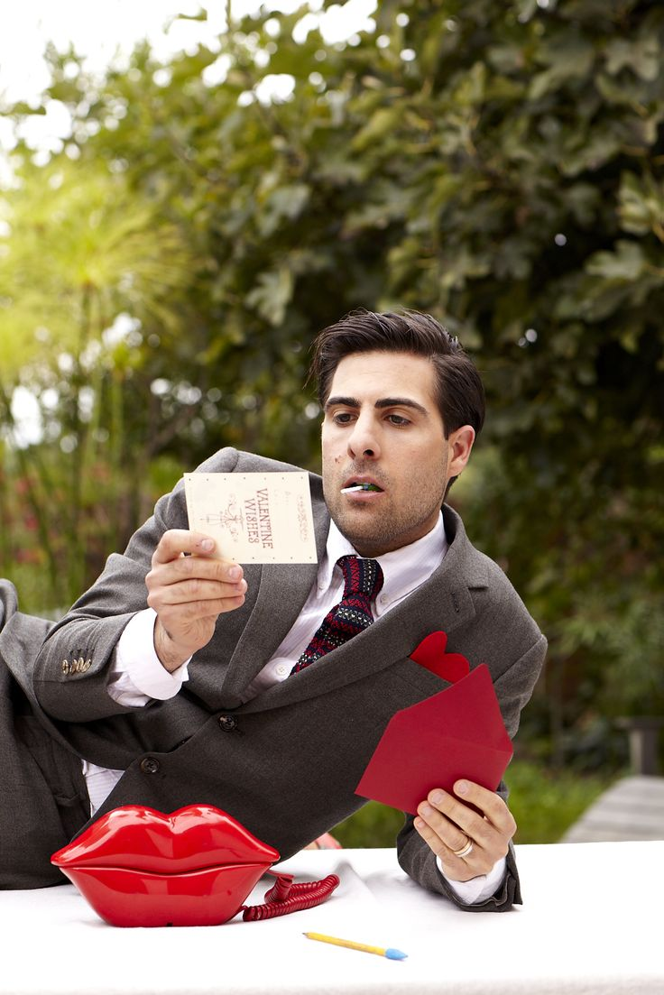 For men images recently traveled upstate for my publicist s birthday - Jason Schwartzman Be My Valentine