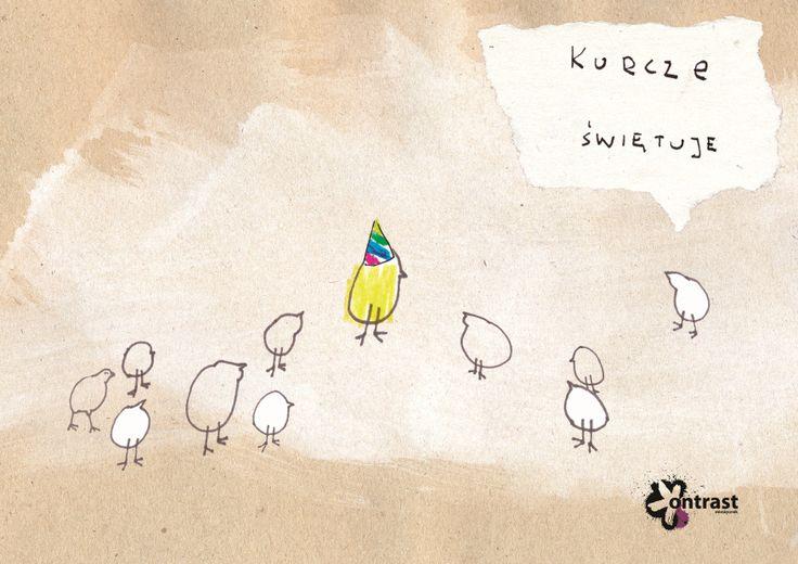 Happy Easter! / Wesołych Świąt Wielkanocnych! / Joyeuses Paques! / Frohe Ostern! / Buona Pasqua! (Author: Katarzyna Domżalska)