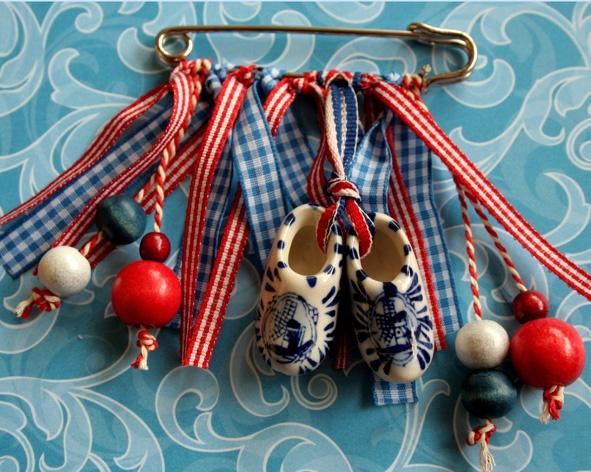handgemaakte kiltspelden.  leuk voor op een spijkerjasje of tas.