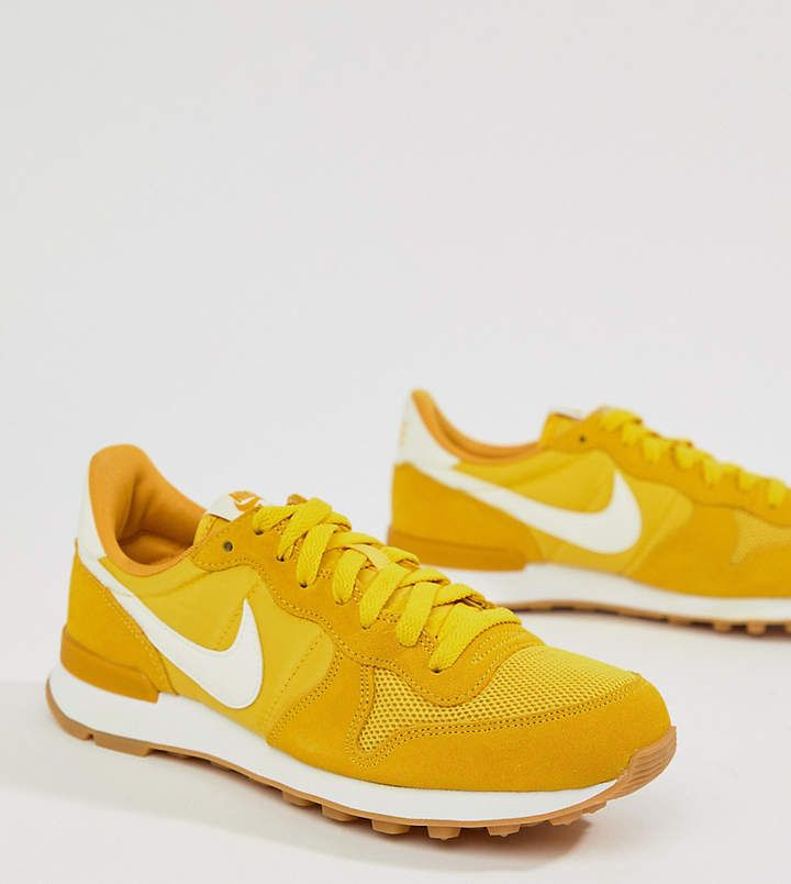 Nike Internationalist Trainers In