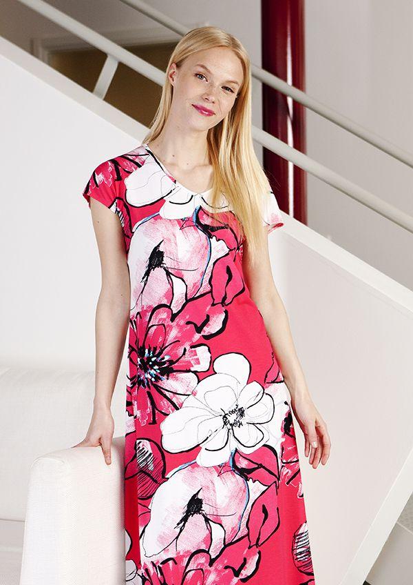La Femme leisurewear dress / Nanso SS 2016