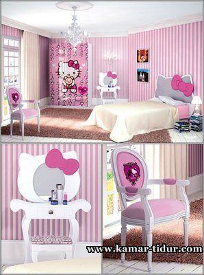 Mengagumkan Tempat tidur anak perempuan hello kitty . Furniture Kamar Tidur | Jual Tempat Tidur Murah | Kamar Tidur Anak