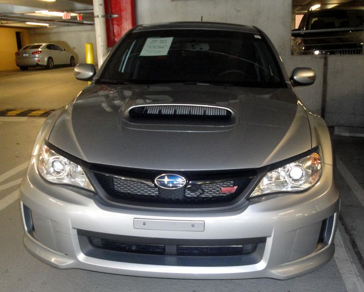 2012 Subaru impreza WRX STI - FOR SALE - SE VENDE  Let me know if you are interested or know somebody. Avisadme si os interesa o para algún amigo. Está impecable.