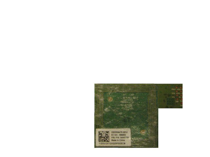 New Genuine Lenovo ThinkPad Helix (type 3xxx) Wireless WiFi Card NFC 04W3793