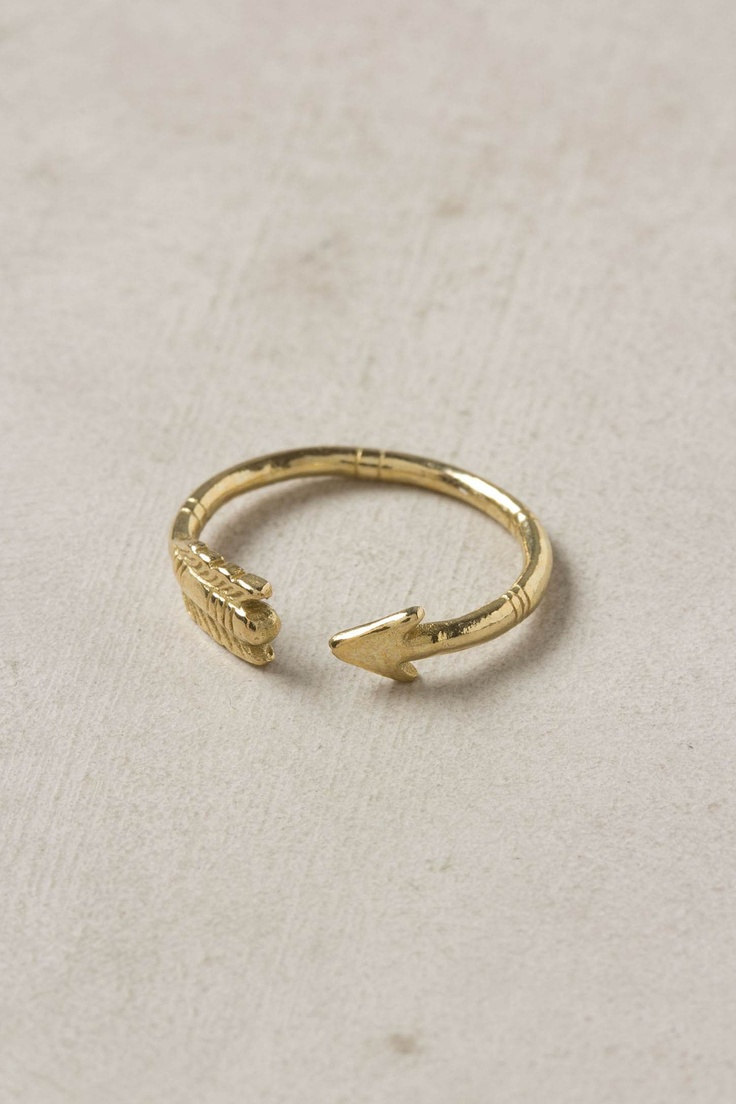 Arrow Ring: Arrows Bracelets, Rings Anthropology, Jewelry Accessories, Arrows Nails, Arrows Rings, Anthropologie Com, Sherwood Rings, Jewlery Fashion Rings, Cutest Rings