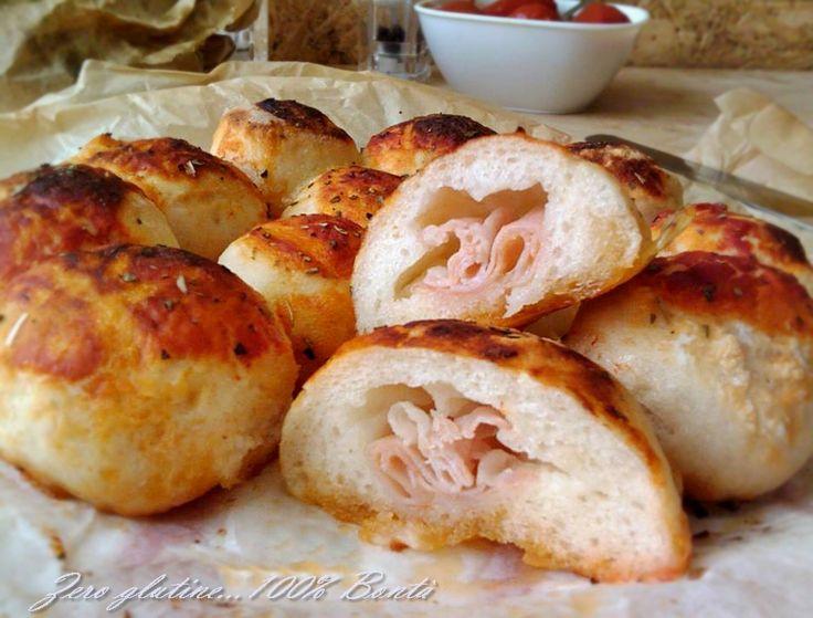 Ricetta del giorno : Bombe di pizza (senza glutine)facilissime da realizzare e perfette in ogni occasione, dal finger food oppure nei buffet di compleann