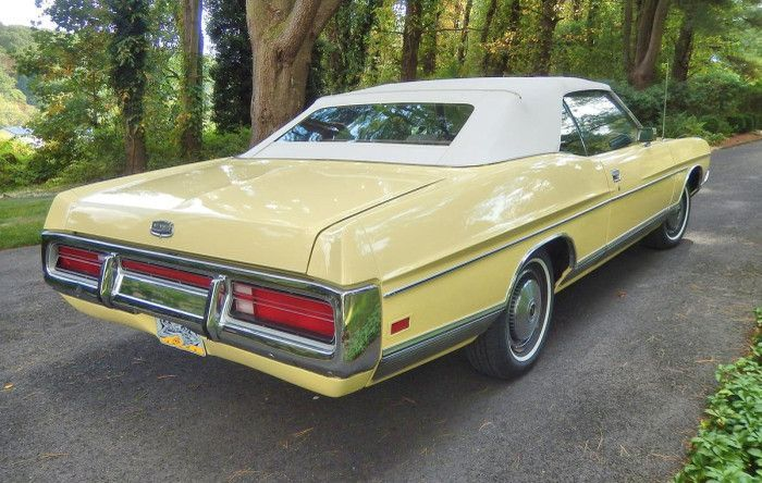 Hemmings Find of the Day – 1972 Ford LTD convertible | Hemmings Daily